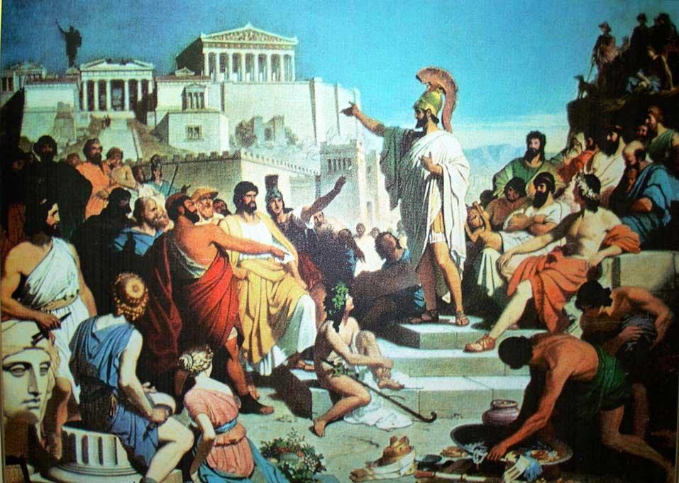 αθηναικη-δημοκρατια